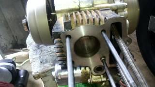 getlinkyoutube.com-Montagem de caixa de marchas e giro do motor 50cc