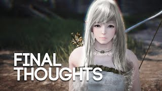 getlinkyoutube.com-Black Desert Final Thoughts - 3 Months Later