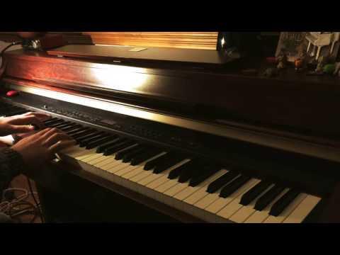 Jingle bells on Piano (sad version)