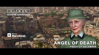 HITMAN - Tizenötödik Elusive Target - The Angel Of Death