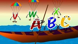 getlinkyoutube.com-ABC Song | The Alphabet Song with Lyrics for Karaoke - Nursery Rhymes