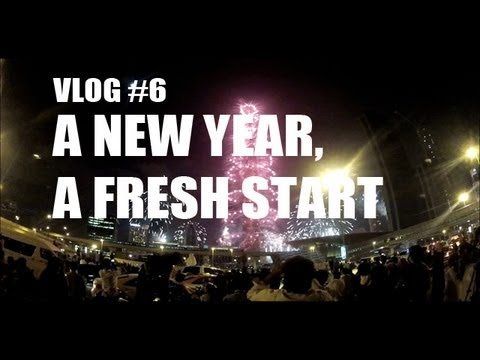 A New Year, A Fresh Start | VLOG #6