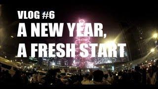 A New Year, A Fresh Start | VLOG #6