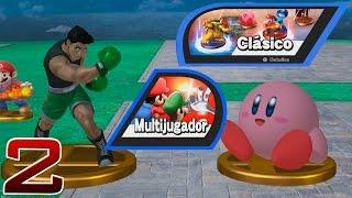 getlinkyoutube.com-✤ Super Smash Bros. Wii U ✤ | Modo Clásico c/KIRBY y LITTLE MAC [FULL HD|60fps]