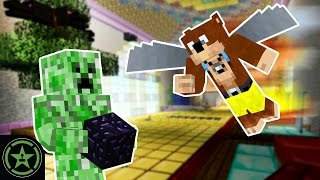 Let's Play Minecraft – Episode 252 – The Classy Way In