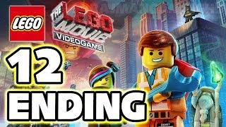 getlinkyoutube.com-LEGO Movie Videogame [ENDING] Walkthrough PART 12 [PS3] Lets Play Gameplay TRUE-HD QUALITY
