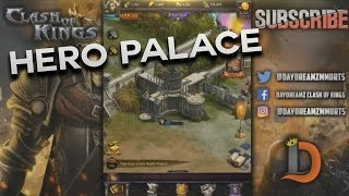 getlinkyoutube.com-HERO PALACE IS VERY IMPORTANT - HERE IS WHY - CLASH OF KINGS