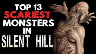 getlinkyoutube.com-Top 13 Scariest Silent Hill Monsters (And What They Symbolise)