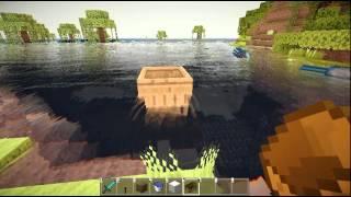 getlinkyoutube.com-【Minecraft】影+水+空+音MODの世界を歩く【1.6.2】