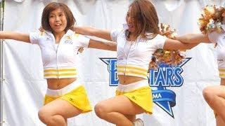 getlinkyoutube.com-圧倒的すぎるミニスカチアダンス♥︎福岡ソフトバンクホークス公式チアチーム ハニーズ