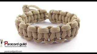 getlinkyoutube.com-Mad Max paracord bracelet