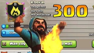 getlinkyoutube.com-300 War Wins + PERFECT WAR | Best TH9 Attack Strategies Post Update | Clash of Clans