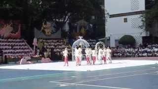 getlinkyoutube.com-สีชมพู 2558 ศรีอยุธยาในพระอุปถัมภ์ฯ รอบบ่าย