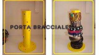 getlinkyoutube.com-DIY: Porta Bracciali Fai Da Te - Bracelets Holder