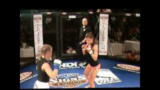 getlinkyoutube.com-Disorderly Conduct MMA presents The Yin & The Yang Sarah McLeod vs. Alex Stobbe
