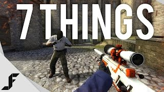 getlinkyoutube.com-7 Things you didn't know about CSGO!
