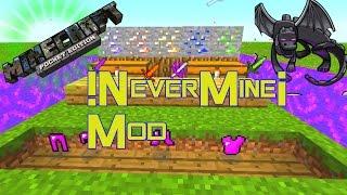getlinkyoutube.com-Minecraft pe 0.15.6 !NeverMiner Mod¡nos agrega mas minerales y nueva armadura