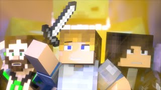 "getlinkyoutube.com-""Be A Hero"" | An Original Minecraft Music Video"