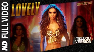 "getlinkyoutube.com-""Lovely"" Video Song (Telugu Version) | Happy New Year | Shah Rukh Khan, Deepika Padukone"
