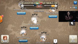 CLASH OF CLANS- BEST CLAN WAR| KHADIZA featuring BD UNBEATABLES|
