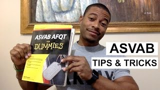 How To Pass The ASVAB (tips & tricks) | practice test preview | Army, Air Force, Navy, Marines & CG