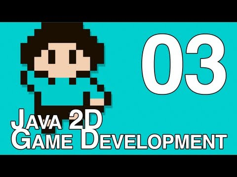 Java 2D Game Engine Development [3]: Displaying the Sprite Sheet