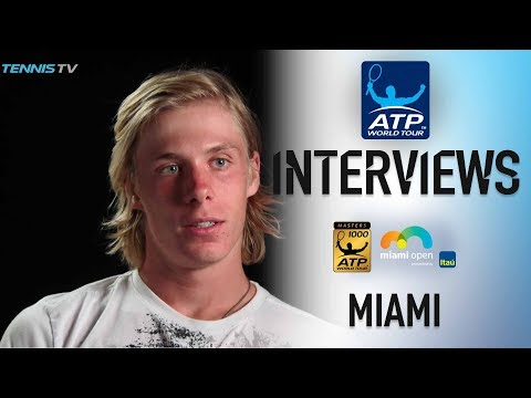 Shapovalov: 'I'm Just Happy To Still Be Alive'