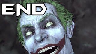 getlinkyoutube.com-BATMAN Arkham Asylum Gameplay Walkthrough - Part 19 - Joker Titan - The Ending (Let's Play)