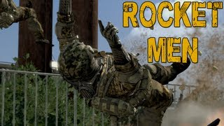 Rocket Men - ARMA 3: Wasteland Multiplayer Gameplay w/ Nanners & Diction