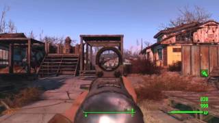 getlinkyoutube.com-Fallout 4 - Settlement Tour - How To Lay-Out And Defend Your Settlement