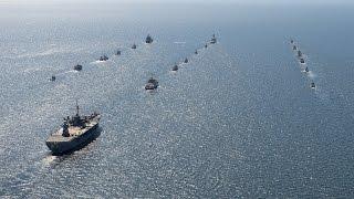 getlinkyoutube.com-Chinese navy 054A fleet anti submarine china commissions frigate into east sea force