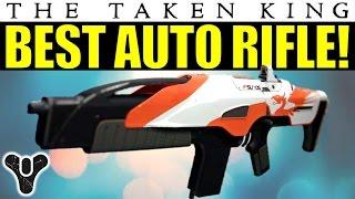 getlinkyoutube.com-Destiny: BEST AUTO RIFLE I've found In The Taken King! | SUROS ARI-45