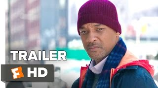 Collateral Beauty Official Trailer 2 (2016) - Will Smith Movie