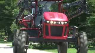 Apache Sprayer: Road Friendly