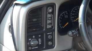 getlinkyoutube.com-2000 Chevy Silverado 4WD transfer case switch repair