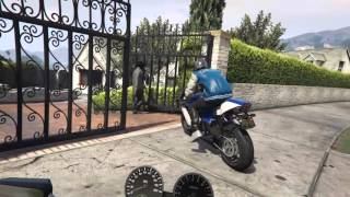 getlinkyoutube.com-Gta 5: MotoVlog #45 Vendemos a Xj6
