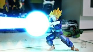 Dragon Ball Toys stop motion review - SHF Gohan 七龍珠玩具介紹-悟飯