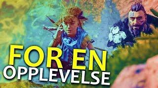 getlinkyoutube.com-DET SER SÅ KULT UT! | Horizon - Zero Dawn #1 | Norsk Gaming