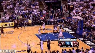 getlinkyoutube.com-2009 ECF - Cleveland vs Orlando - Game 6 Best Plays