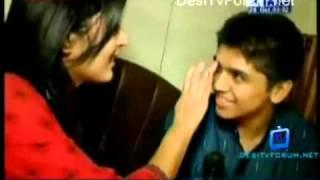 getlinkyoutube.com-SBS Kritika Kamra celebrating bhai dooj with her brother