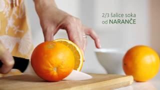 getlinkyoutube.com-Torta od naranče / Raw Orange Cake