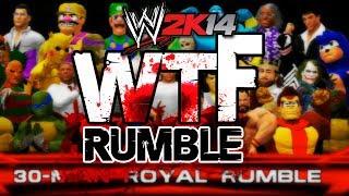 getlinkyoutube.com-WWE 2K14: WTF RUMBLE