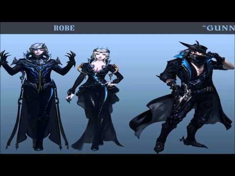 Aion 4.0 Future Vision + HD! (Ninja, New Weapon's and many m