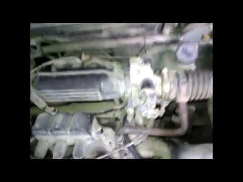Daewoo Matiz - Причина выдавливания сальников коленвала в сильные морозы, и способ устранения.