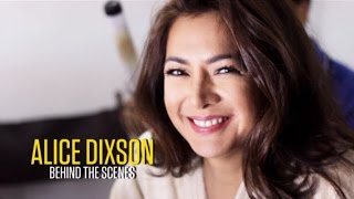Alice Dixson - FHM December 2013 Behind-The-Scenes