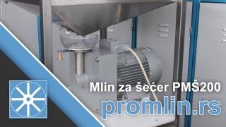 getlinkyoutube.com-Mlin za Šećer 200 kg/h - Sugar Grinder - promlin.rs