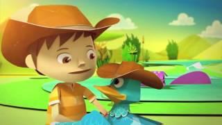 getlinkyoutube.com-Zack and Quack Episode 3   Pop Up Speedway   Pop Along Cowboy