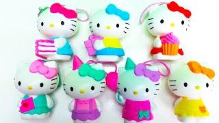 getlinkyoutube.com-2014 Hello Kitty 40th Anniversary McDonald's Happy Meal Toys