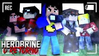 getlinkyoutube.com-Minecraft: HEROBRINE - O RETORNO - IRMÃO #1