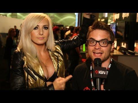 E3 VIP: IGN Meets Jessica Nigri - E3 2013